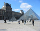 Louvre Courtyard and Pyramid