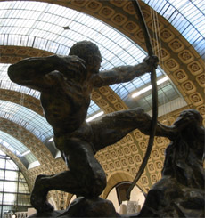 Picture of Hercules the Archer by Emille Antoine Bourdelle